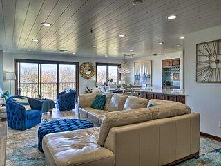 NEW! Modern Living on Grand Lake w/ Pool & Views!