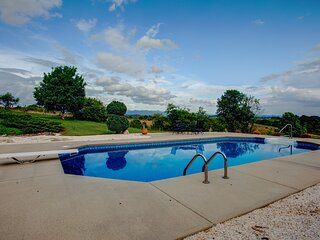 Blue Ridge Pool House