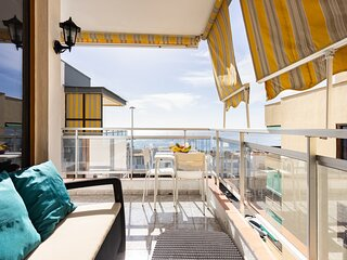 Home2Book Paradise Playa Las Vistas,terrace & Wifi