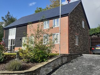 Bear Barns Rhayader Mid Wales Powys Luxury Self Catering 2 Bed Elan Valley Wales