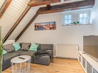 Awesome apartment in Friedrichskoog with WiFi and 2 Bedrooms (DSH821)