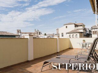 Apartamento Superior Suite AT. B