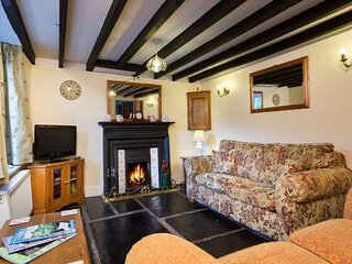SUNBEAM COTTAGE, 2 Bedroom(s), Coniston