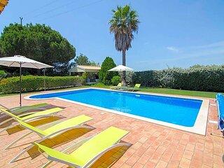 Terras Ruivas Villa Sleeps 7 with Pool Air Con and WiFi - 5875433