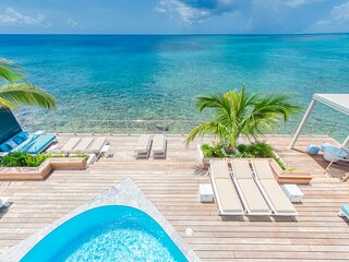 SURFSONG VILLA-NEW LUXURY WATER FRONT VILLA-6 BEDS, also available in 4 and 5 be