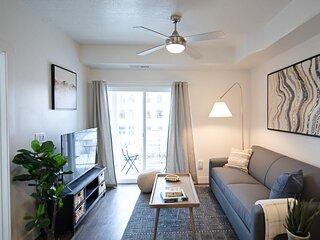 Kasa | Salt Lake City | Delightful 1BD/1BA Apartment