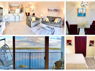 Affordable, Amazing Lakeview, New Decor, Disney 1 mile - 1005