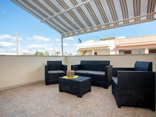 Casa Mango DX | terrazzino, zona centro, wifi, a/c