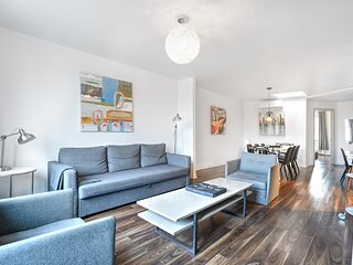 Liv MTL Save 60% Soho 3 Modern 2Br Amazing Rooftop Big Family + Pet Friendly*