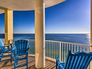 NEW! Beachfront Condo w/ Resort Amenities & View!