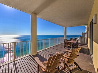 NEW! Waterfront Condo w/ Gulf View, Steps to Shore