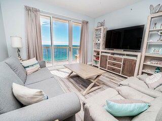 Calypso Resort 2106E | Beautiful Sunsets | Walk to Pier Park | Beach Service Inc