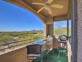 Oro Valley Condo w/ Pool; Mins to Golf & Hiking!