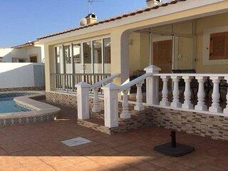 Villa Attride, Playa Flamenca