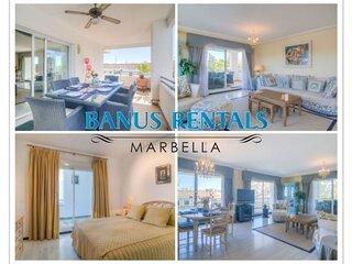 Sunny and spacious apartment in Medina Garden - Puerto Banus