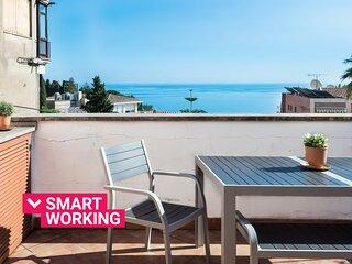 Taormina Terrace Seaview by Wonderful Italy