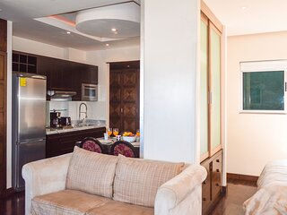 Quick access to downtown Monterrey and San Pedro. Comfortable and fully equipped