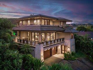 Elegant home in Honolulu's exclusive Kahala neighborhood