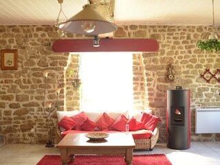 Spacieux et lumineux gîte des Hortensias, proche Mont Saint-Michel