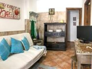 Apartamento Susurros del Mar, holiday rental in Caleta del Caballo