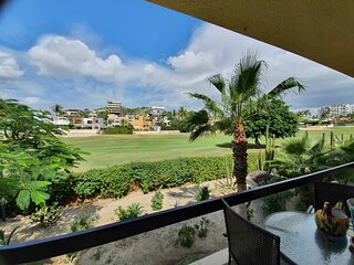 Beach 5 min walk, Golf view 1 bdrm, Club la Costa