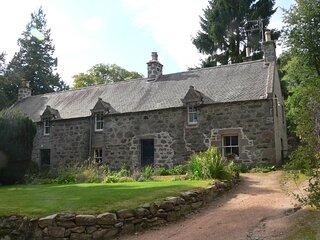 North Mains Cottage, Alford, Aberdeenshire