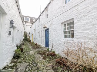 Blue Door, Kirkcudbright