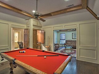 NEW! Family-Friendly Home w/ Pool Table & Grill!