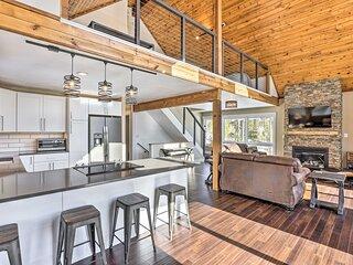 NEW! Modern Tabernash Home w/ Hot Tub & MTN Views!