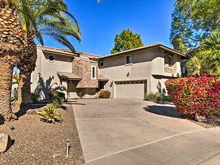 Spacious Home w/ Spa, 1 Mi to Old Town Scottsdale!