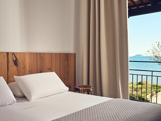 Shellona Luxury Rooms - Superior Room 2-3 guests with Sea View