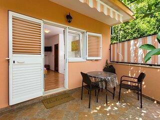 Apartments Bibijana- Superior Studio Apartment with Patio and Sea View
