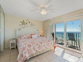 NEW LISTING: Beachfront 3BR Quiet East End! Corner Unit w/ Wrap Around Balcony!