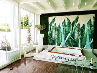 Suite con vasca idromassaggio 'ALTA MAREA'- Villa La Perla Sul Mare