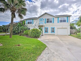 NEW! Ormond Beach Oasis w/ Heated Pool & Hot Tub!