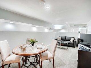 NEW! Modern Denver Apartment: Walk to Dine & Shop!