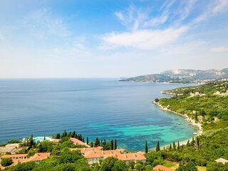 Villa Panorama - Plat - Premium One Bedroom Apartment with Terrace and sea View
