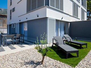 Dva Galeba - One Bedroom Apartment with Terrace (102)