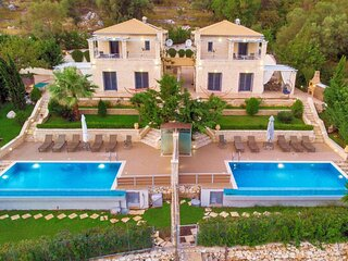 Ionian Diamond Villas - White