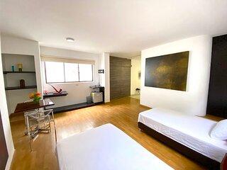 Apartamentos Amoblados en Santa Monica
