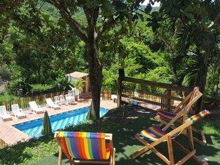 Finca Hotel campestre  cómodo  tranquilo rodeado de naturaleza