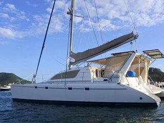 Spellbound Too Catamaran *Fully-Crewed & All-Inclusive*