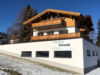Appartements Matthias Schwab - Ski in / Ski out