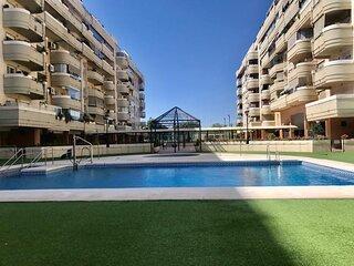 Parque Litoral Malaga-Modern Centric Apartment in Malaga by Rafleys