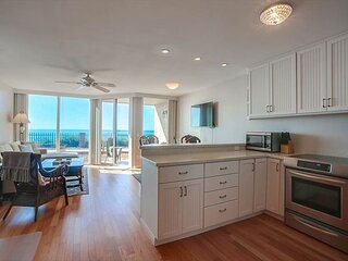 Gorgeous Ocean View - Remodeled, Ocean Front, Beach Access, Pool