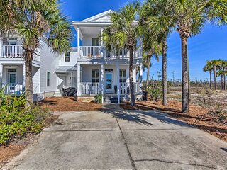 NEW! Canalfront Getaway w/ Balcony by Mexico Beach