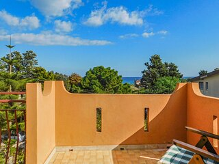 Stunning apartment in Davoli Marina CZ with WiFi and 3 Bedrooms (IKK540)