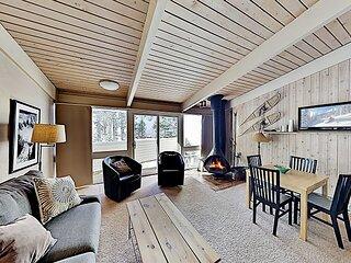 Sierra Del Sol | Fantastic Ski-In, Ski-Out Retreat | Hot Tub & Firewood