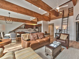 Deer Valley Black Bear Penthouse A