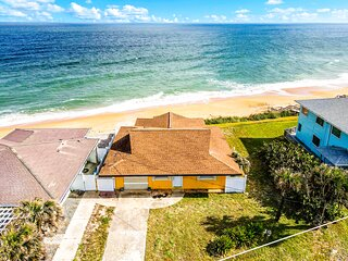 New listing! Beachfront home w/ private lanai and deck - walk to the beach!